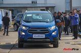 Tin tức - Mẫu Ford EcoSport 2018 bản nâng cấp có gì đặc biệt?