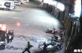 Tin thế giới - Cảnh sát bị gãy cột sống vì đỡ người nhảy lầu tự tử