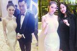 Tin tức - Jolie Nguyễn hội ngộ Cổ Thiên Lạc, Hyomin (T-ara) trên thảm đỏ điện ảnh quốc tế