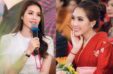 Tin tức - Phạm Hương diện đầm trắng thanh lịch, Tường Linh hóa thiếu nữ Nhật duyên dáng