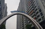 """Tin tức - Vụ chuông báo cháy """"câm"""" ở chung cư Tràng An Complex: Cư dân căng băng rôn đỏ toà nhà"""