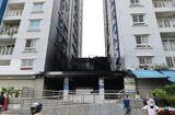 """Thị trường - Hậu vụ cháy chung cư Carina: Căn hộ ảm đạm, đất nền bị """"thổi giá"""""""