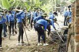 Chuyện học đường - Góp sức cho hành trình ý nghĩa của đội sinh viên tình nguyện Kinh tế quốc dân