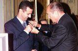 Tin thế giới - Tổng thống Syria trả lại huân chương Bắc đẩu Bội tinh cho Pháp