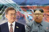 Tin tức - [Infographic] Lịch trình cuộc gặp của hai nhà lãnh đạo Hàn Quốc - Triều Tiên