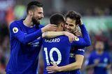 """Tin tức - Fabregas lập """"siêu phẩm"""", Chelsea nuôi hy vọng vào top 4"""