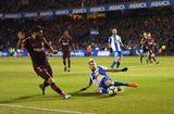 Tin tức - Messi lập hat-trick, Barca chính thức lên ngôi vô địch La Liga