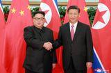 Tin thế giới - Những hình ảnh trong chuyến thăm Trung Quốc lần hai của ông Kim Jong-un
