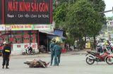 Tin tức - Bình Dương: Bị xe buýt cán qua người, 2 thiếu nữ nguy kịch