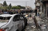 Tin thế giới - Đánh bom xe tại Syria, ít nhất 28 người thiệt mạng