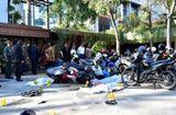 Tin thế giới - Lại tấn công khủng bố ngay tại sở cảnh sát Surabaya, Indonesia