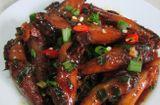 Tin tức - Món ngon bữa tối: Cá bống biển kho tiêu gừng thơm đậm vị