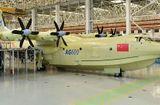 Tin thế giới - Trung Quốc sắp cho ra mắt thủy phi cơ lớn nhất thế giới