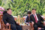 Tin thế giới - Ông Tập Cận Bình nhấn mạnh 'tình bạn thân thiết' giữa Trung Quốc và Triều Tiên