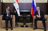 Tin thế giới - Lãnh đạo hai nước Nga và Syria nói gì trong cuộc gặp ở Sochi?