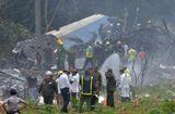 Tin thế giới - Thảm họa rơi máy bay tại Cuba, hơn 100 người thiệt mạng