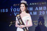 Tin tức - Phan Thị Mơ đại diện Việt Nam tham dự Hoa hậu đại sứ du lịch thế giới 2018