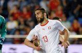"""Tin tức - Hòa 1-1 trước Thụy Sĩ, Tây Ban Nha """"đánh rơi"""" chiến thắng trên sân nhà"""