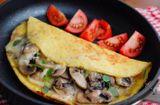 Thực phẩm - Món ngon mỗi ngày: Thử trứng chiên với nấm