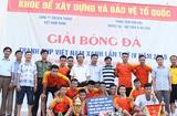 Bóng đá - Báo Đời sống và Pháp luật tại miền Trung vô địch Cup Việt Nam Xanh