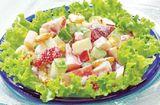 Tin tức - Cách làm salad Nga ngon như ngoài hàng đổi món cho gia đình