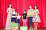 Gia đình - Tình yêu - Đêm hạnh phúc của các bé tại sân khấu kịch Trịnh Kim Chi