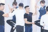 Tin tức - Khi đàn ông mang bầu tập 6: Hari Won bật khóc nức nở trong phần thi với Quốc Cơ - Quốc Nghiệp