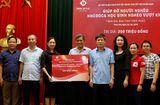 Đồng hành nhà hảo tâm - TMS Group trao tặng 350 triệu đồng hỗ trợ nạn nhân chất độc da cam, người nghèo tại Vĩnh Phúc