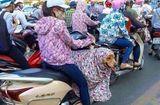Tin tức - Chùm ảnh: Những cách chống nóng cười ra nước mắt của người Việt