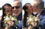 Tin tức - Lý Thanh Thảo diện áo dài, ngọt ngào khóa môi chồng Tây trong đám cưới tại Hà Lan