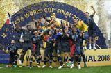 """Tin tức - Pháp vô địch World Cup một phần là nhờ các cầu thủ """"cai"""" mạng xã hội"""
