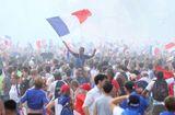 Tin thế giới - Video: 10 Khoảnh khắc đẹp nhất của CĐV Pháp trong trận chung kết World Cup 2018