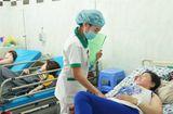 Tin tức - Bình Dương: 13 công nhân cấp cứu do ngộ độc khí amoniac
