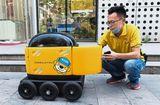 Tin thế giới - Cận cảnh robot giao hàng tự động mới nhất của Trung Quốc có thể thay đổi ngành vận chuyển toàn cầu