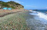 Tin thế giới - Du khách Trung Quốc bị nhắc nhở vì nhặt đá quý hiếm tại di tích ở Nga bất chấp biển cấm