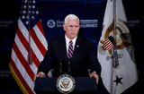 """Tin thế giới - Phó tổng thống Mỹ tiết lộ kế hoạch lập """"Quân đội Không gian"""""""