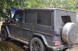 "Tin tức - Chủ xe Mercedes-Benz G55 khai gắn biển số quân đội giả để chạy cho ""oai"""