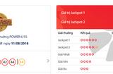 Tin tức - Kết quả xổ số Vietlott hôm nay 14/8/2018: Jackpot hơn 32 tỷ đồng sẽ về tay ai?