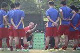 Tin tức - Đội hình ra sân của Olympic Việt Nam trong trận gặp Olympic Nepal