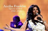 """Tin thế giới - """"Ca sĩ vĩ đại nhất mọi thời đại"""" Aretha Franklin qua đời vì ung thư"""