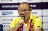 Tin tức - HLV Park Hang Seo phấn khởi vì Olympic Việt Nam đoạt vé vào vòng 1/8 ASIAD