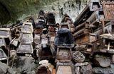 Tin tức - Địa điểm bí mật tạo nên những đồ nội thất mới cứng được tái chế từ gỗ quan tài