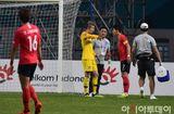 Tin tức - Thủ môn số 1 của Olympic Hàn Quốc sẽ nhịn đau để ra sân đấu với Việt Nam?