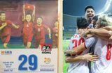 Tin tức - Xuất hiện tờ lịch tiên tri, hôm nay (29/8) Olympic Việt Nam sẽ đánh bại Olympic Hàn Quốc?