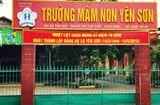"""Tin tức - Ninh Bình: Trường mầm non bị """"tố"""" thu sai phạm trả lại hơn 230 triệu đồng cho phụ huynh"""