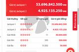 Tin tức - Kết quả xổ số Vietlott hôm nay 13/9/2018: Jackpot hơn 53 tỷ sẽ về tay ai?