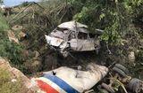 Tin tức - Khởi tố vụ xe bồn đâm xe khách khiến 13 người tử vong ở Lai Châu