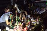 Tin tức - Đột kích karaoke Zone 9, phát hiện hàng chục dân chơi đang mở