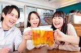 Sức khoẻ - Làm đẹp - Bí quyết uống rượu bia không lo rối loạn tiêu hóa của người Nhật