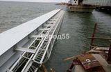 Tin thế giới - Cây cầu nối Nga với bán đảo Crimea gặp sự cố: Một phần đường sắt rơi xuống biển